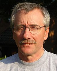 Portrait photo of Councillor Steve Marshall-Clarke