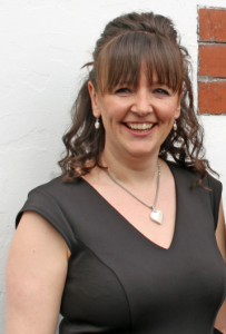 Portrait photo of Tina Crookes, Joint Town Clerk.