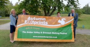 Image of the Autumn Footprints banner