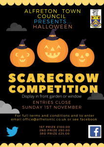 Image of pumpkins & competition details